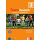 Team Deutsch 2. Kursbuch inkl. Audio-CD Bd.2