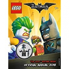 THE LEGO (R) BATMAN MOVIE: Official Annual 2018