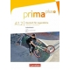 Prima plus: A1: Band 2 - Arbeitsbuch mit CD-ROM