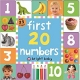 First 20 Numbers (Bright Baby Lift-the-Flap Tab Books)