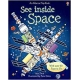 See Inside: Space: With over 50 flaps to lift & a little book of Star Maps