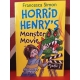 Horrid Henry's Monster Movie by Francesca Simon (Paperback, 2012) New Book