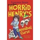 Horrid Henry Story Book - HORRID HENRY'S CANNIBAL CURSE - NEW