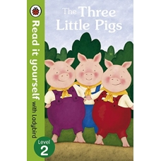 The Three Little Pigs - Read it yourself with Ladybird: Level 2
