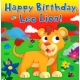 Happy Birthday, Leo Lion!