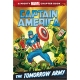 Captain America: The Tomorrow Army (A Mighty Marvel Chapter Book)