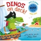 Dinos on Deck (A Gareth Lucas Noisy Book) Hardcover