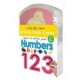 Learn to write your Numbers -Wipe Clean Flash Cards 123