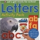 Early Learning Activity Pack - Letters