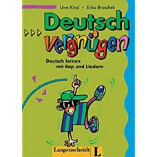 Deutsch vergnugen with CD Songs - Langenscheidt