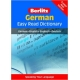 German Easy Dictionary