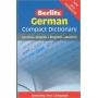 German Compact Dictionary German English - English German