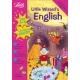 Little Wizard's English age 3-4