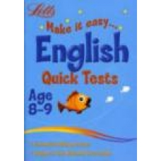 Make it easy English Quick Tests age 8-9