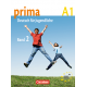 Prima A1-Band 2, Arbeitsbuch mit CD