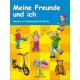 Meine Freunde und ich 	Scrapbook for Children with CD, 48 min., to collect the exercise sheets
