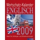 Wortschatz-Kalender English 2009
