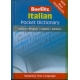 Berlitz Italian Pocket Dictionary: Italian-English/Inglese-Italiano