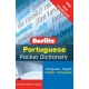 Berlitz Portuguese Pocket Dictionary