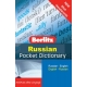 Berlitz Russian Pocket Dictionary