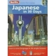 Berlitz Japanese in 30 Days & Audio CD