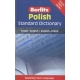Berlitz Polish Standard Dictionary