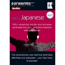 earworms Rapid Japanese