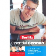 Berlitz Essential German & Audio CD