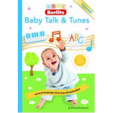 Berlitz Spanish Baby Talk and Tunes