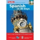 Berlitz Spanish in 30 Days & Audio CD