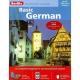 Basic German (With 136 Page Book & Audio CD)