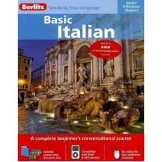 Basic Italian (With 136 Page Book & Audio CD)