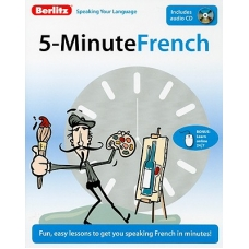 Berlitz 5-minute French