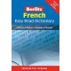 French Easy Read Dictionary