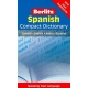 Compact Dictionary Spanish