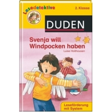 Lesedetektive Svenja will Windpocken haben 2. Klasse