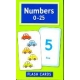 Flash Cards Numbers 0-25