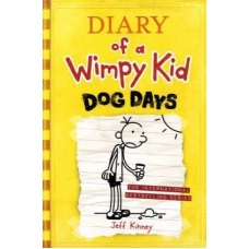 Diary of a Wimpy Kid Vol. 4 - Dog Days