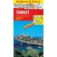 Marco Polo Turkey Map