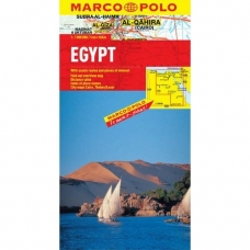  Egypt Map