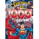 1000 stickers Superman